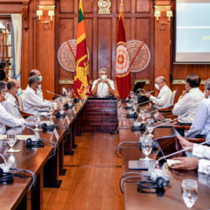 President reviews current status of proposed unique Digital ID for Sri Lankans