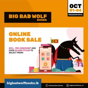 The Big Bad Wolf Book Sale Howls Online for the First Time