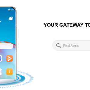 HUAWEI'S FIND APPS SEARCH WIDGET IS YOUR GATEWAY TO A MILLION APPS