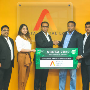 Axiata Digital Labs to support the National ICT Awards 2020 as the Exclusive Innovation Partner