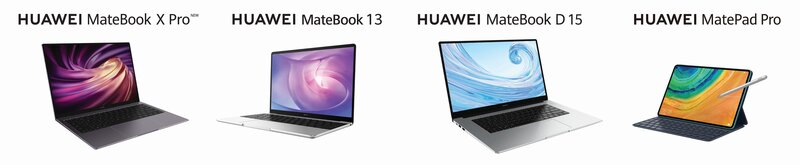 Seamless Work From Home and Learn From Home possibilities with Huawei devices
