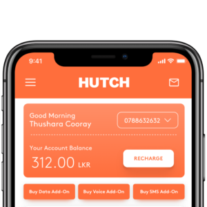 Experience HUTCH at your finger Tips, with the new advanced  HUTCH Self Care App